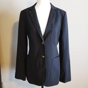 Talula Aritzia blazer, long,  black, Size 6